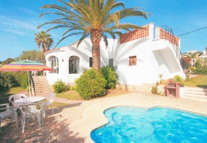 Small villa for long term rental, Cap Marti.