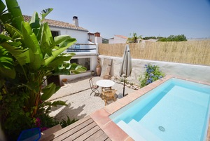 Finca style Townhouse for sale in Gata de Gorgos