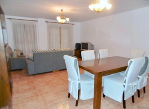 Javea Old town apartment to let.