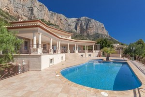 Villas for sale in Montgo area of Javea