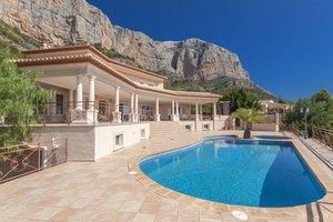 Villas en venta en la zona del Montgó de Javea