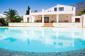 Villa to let Javea Montgo.