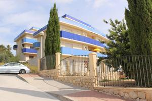 Modern apartment for sale in Javea old town