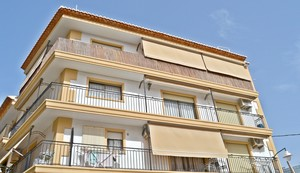 Apartment in Javea Port long let.