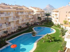 Penthouse apartment for sale Javea Arenal
