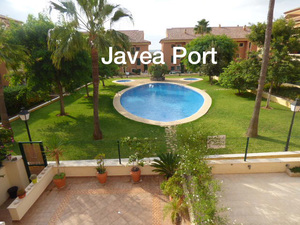 Modern Apartment for sale in Javea Port