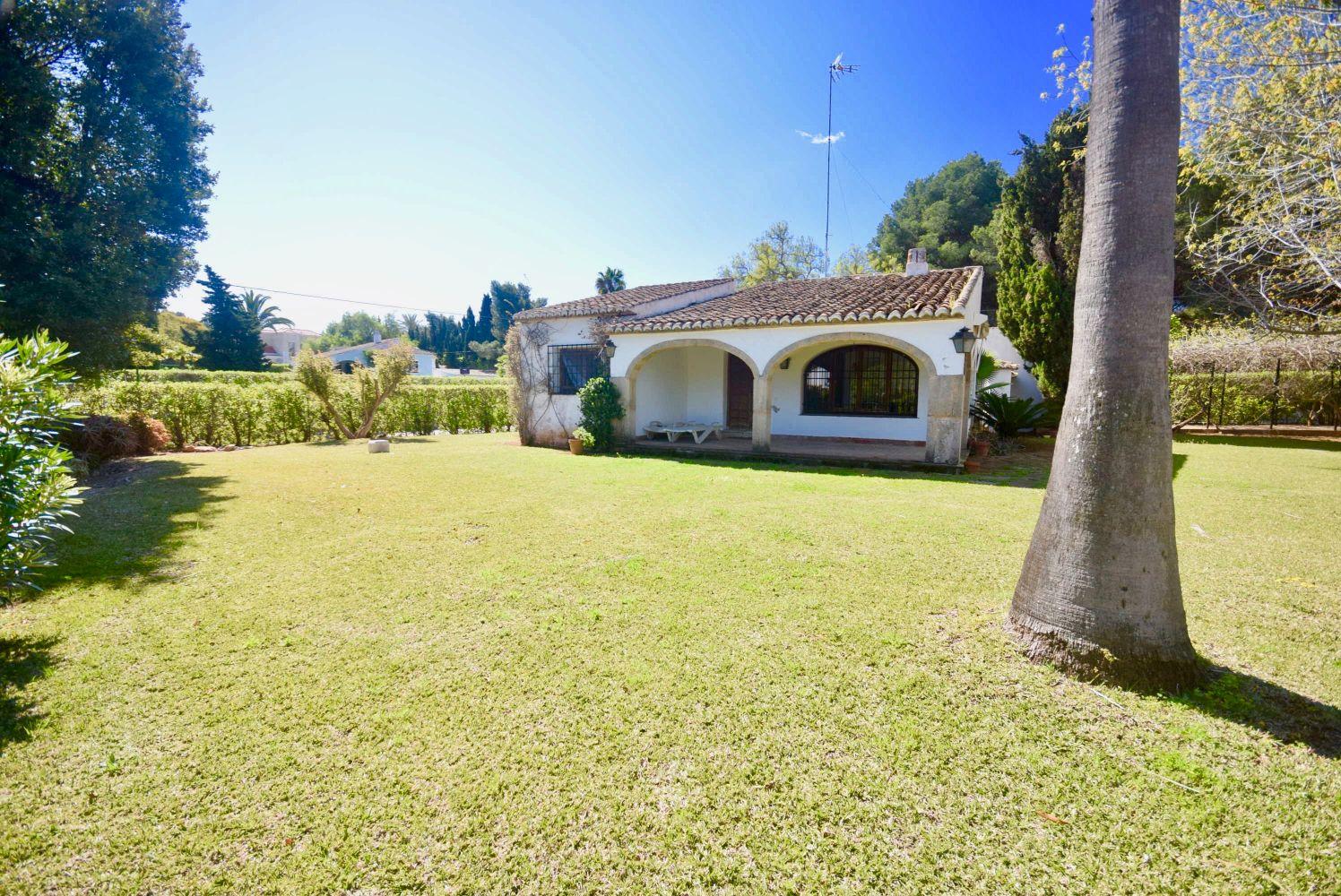 Villas for sale in Toscal Javea