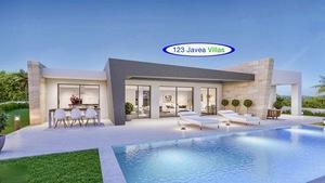3 Slaapkamer Villa te koop in Javea