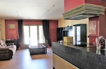 Top floor apartment to let in Javea Port.