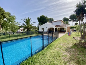 Modern villa for sale in Tosalet Javea