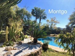 Magnificient villa for sale in Montgo Javea