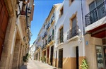 Townhouse for sale in Javea Old Town.