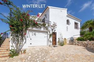 Villa to let in for Winter Javea