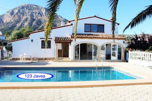 4 Bedroom villa for sale Montgo Javea