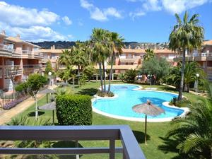 Modern 2 bedroom apartment to let in Javea