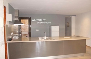 1 bedroom apartment for winter let Javea.