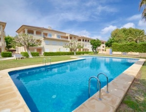 Long term rental  apartment Javea