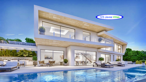 4 chambres Villa a vendre à Javea