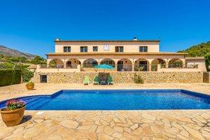Luxury Finca for sale in Benissa