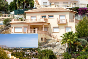 New Villa for sale in Javea with sea views
