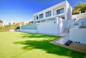 Casas de nuevas construcción en venta en Javea