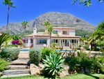 Luxury villa for sale Montgo Javea