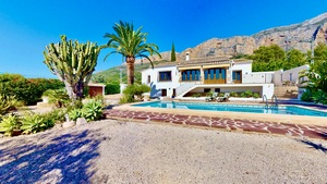 Modern villa for sale Montgo Javea area