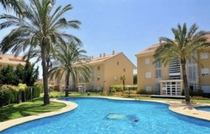 Penthouse apartment  to let for winter in Javea
