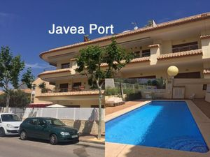 Modern 3 Bedroom apartment to let long term in Javea