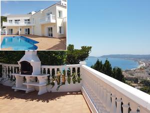Villa for sale in Javea port with sea view