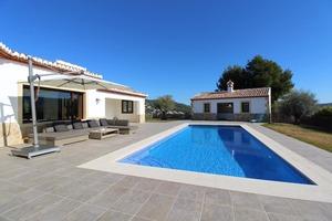 Modern Villa for sale in  La Lluca Javea