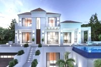 New build villas for sale in Javea