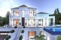 Villas de nueva construcción en Javea