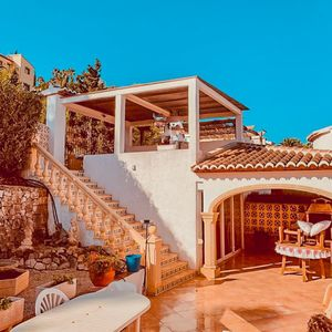 Villa 3 chambres à louer à long terme à Javea
