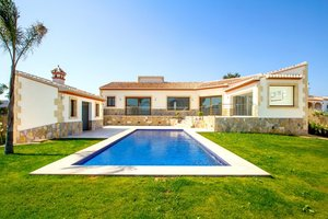 New build villa for sale in Javea La Lluca