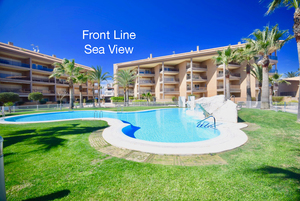 Apartment for sale with sea vies Javea Arenal