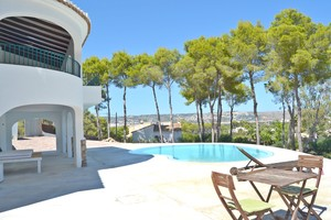 Unfurnished villa to let, Adsubia.