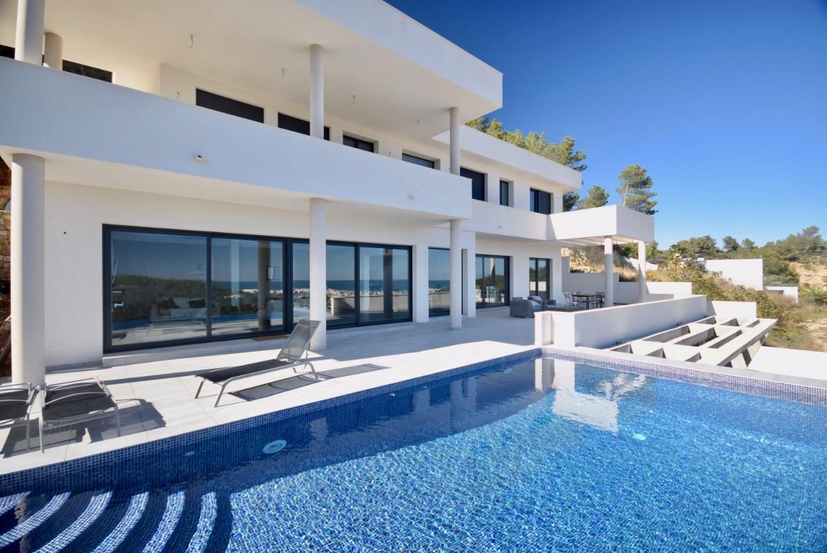 Villa de luxe moderne à vendre à Javea - 123 Javea Villas