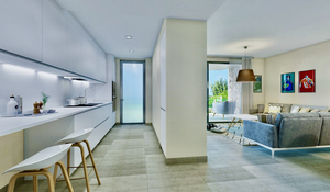 New 1st floor apartments for sale in Javea