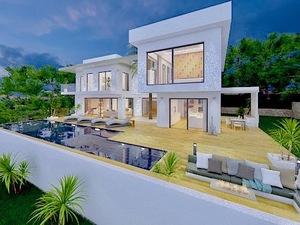 Villa neuve moderne à vendre à Javea