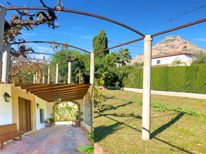 Old town Javea villa for sale
