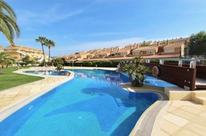 Apartment to let close to the Arenal Javea