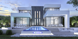 Luxury New Build villa for sale Montgo Javea