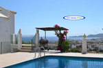 Villa for sale in Javea Puchol with sea view