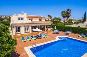 Family villa for long term rental.
