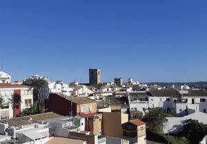 3 Bedroom Penthouse Apartment for Rent in Javea