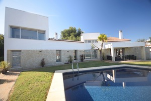 Modern villa for sale in Javea,