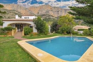 Villa for Sale on Montgo Javea
