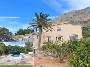 Large villa for sale Montgo Javea