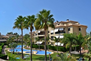 Townhouse Javea Port to let for Winter
